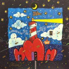 Andrea Agostini - Ottobre - Di luna e di stelle