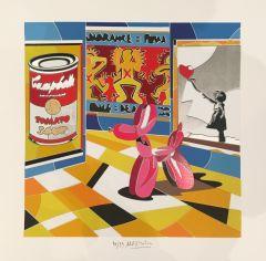 Ugo Nespolo - All the hype