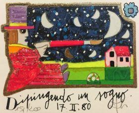 Francesco Musante - Dipingendo un sogno