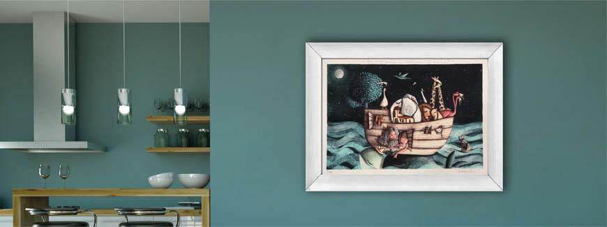 Rendi la tua casa un'opera d'arte