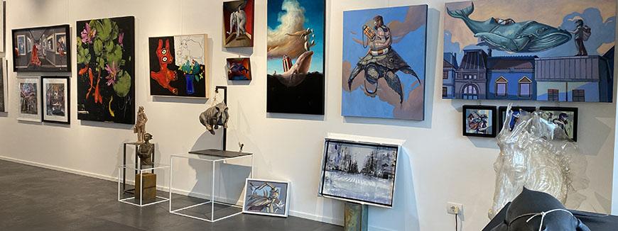 Galleria Galp - le opere in vendita