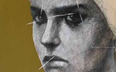 Galimberti mostra artista galleria Galp Como