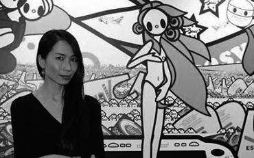 Tomoko Nagao  artista