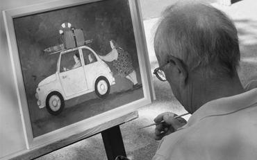 Lisandro Rota artista