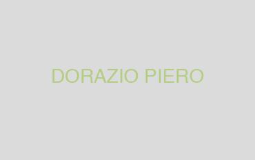 Dorazio Piero artista