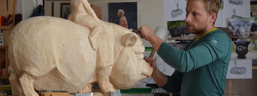 Verginer pittore e scultore