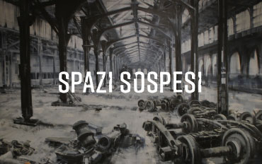 Antonio Massa Mostra d'arte spazi sospesi